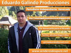 Transmisiones EN VIVO y DIFERIDO de Blog Eduardo Galindo Producciones