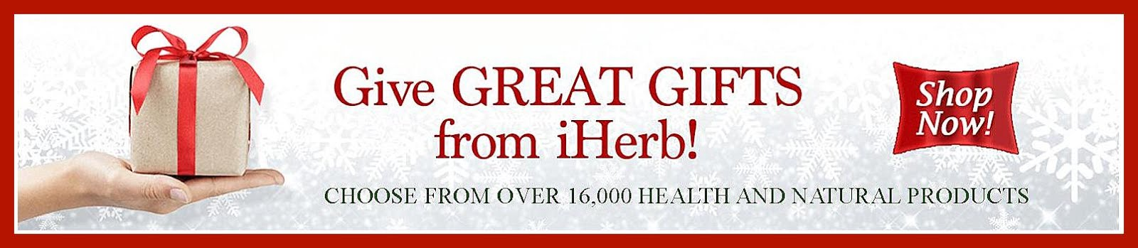 Shop at Iherb - Free Shopping over $20 Purchase