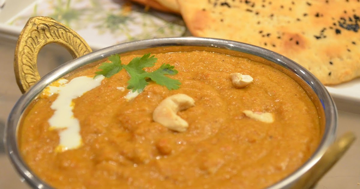 Su's Recipes: Cashew Curry