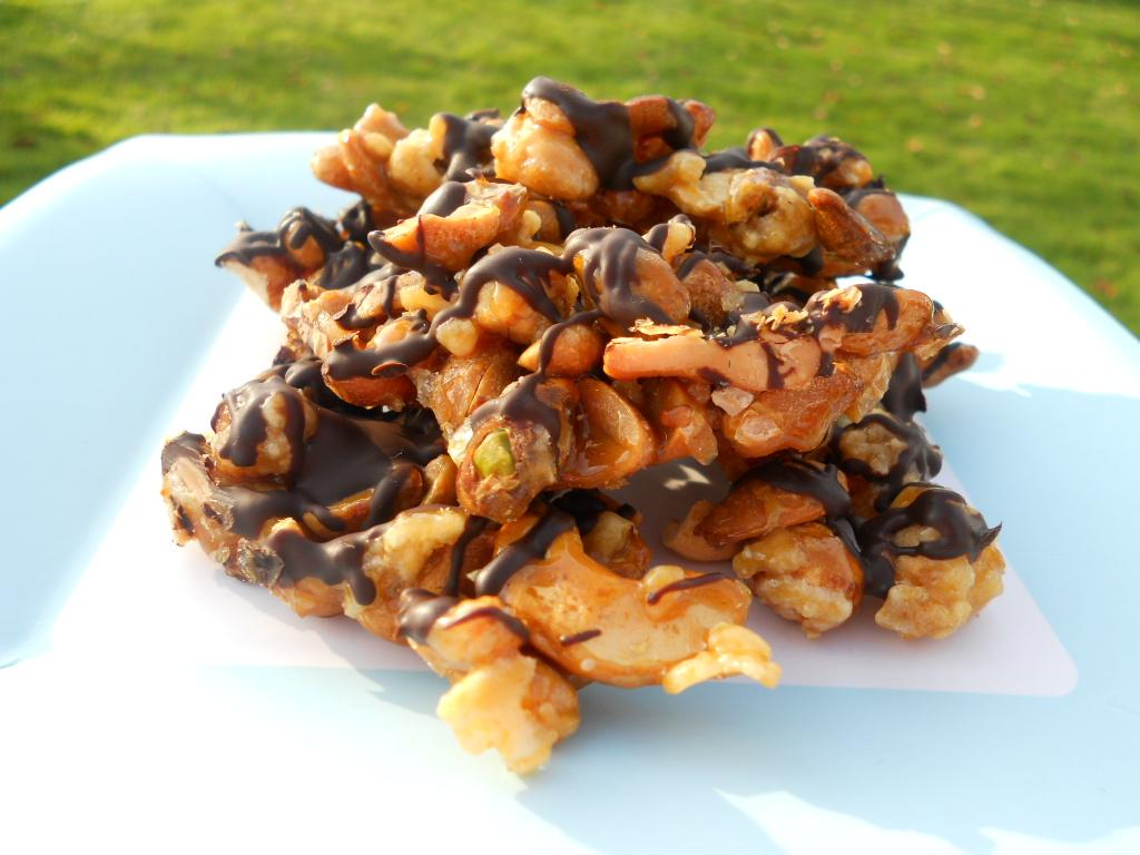 enkelt julgodis rawfood