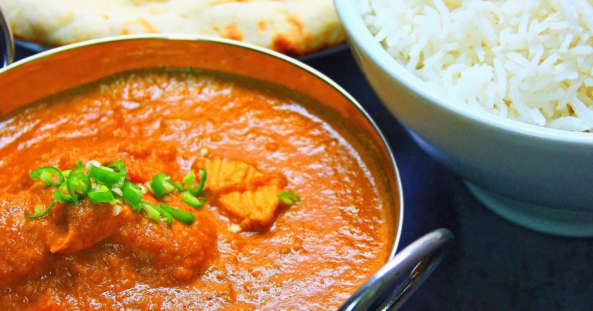 Patel Brothers: Butter Chicken