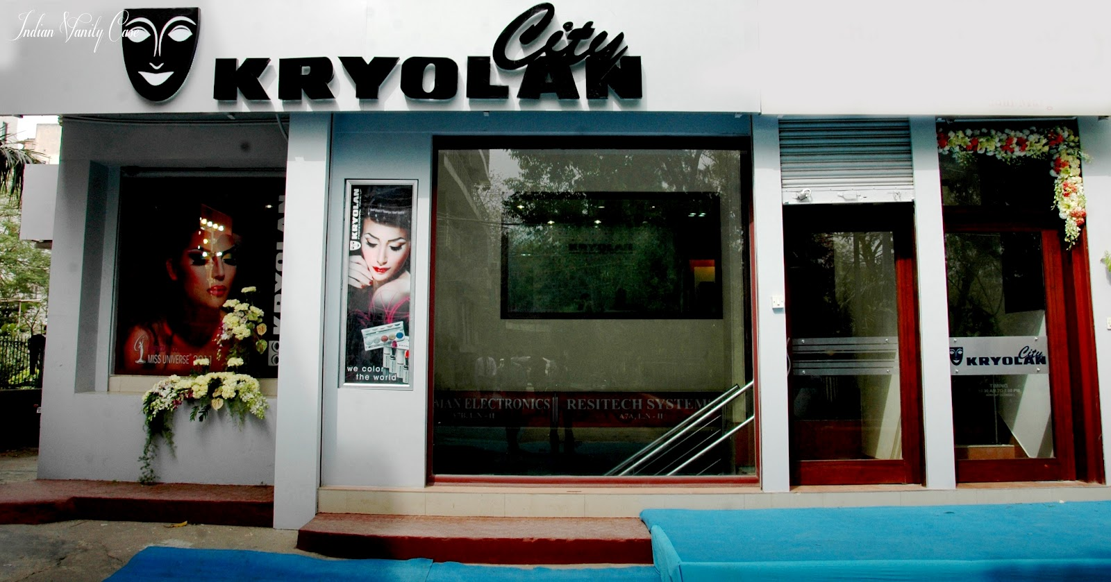 Serving Fashion Film Theater And Television Around The Globe For Last 66 Years Has Launched Its Flagship Store KRYOLAN CITY At A 7 Lajpat Nagar