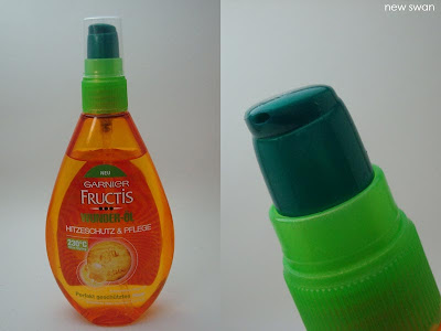 Garnier Fructis - Wunder-Öl Hitzeschutz & Pflege