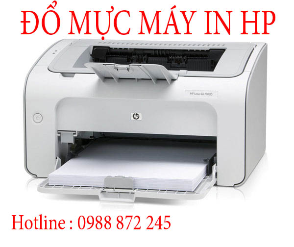 do muc may in hp 1005