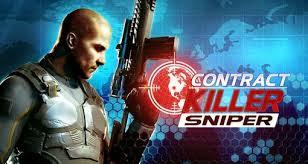 CONTRACT KILLER SNIPER v3.0.1 Apk + MOD (Many Golds) + Mega Mod