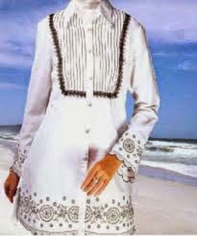 Tunique pour hijab style