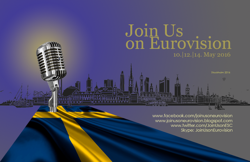 Join Us on Eurovision