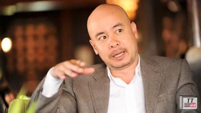 Ông Đặng Lê Nguyên Vũ - Chủ tịch kiêm Tổng Giám đốc tập đoàn cà phê Trung Nguyên.