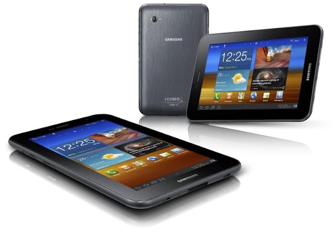 Samsung Introduces New Galaxy Tab 7.0 Plus