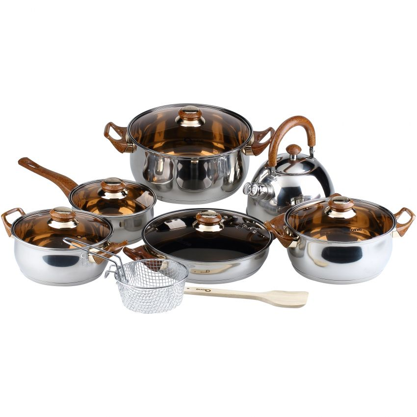 OX-933 Panci Oxone Eco Cookware Set