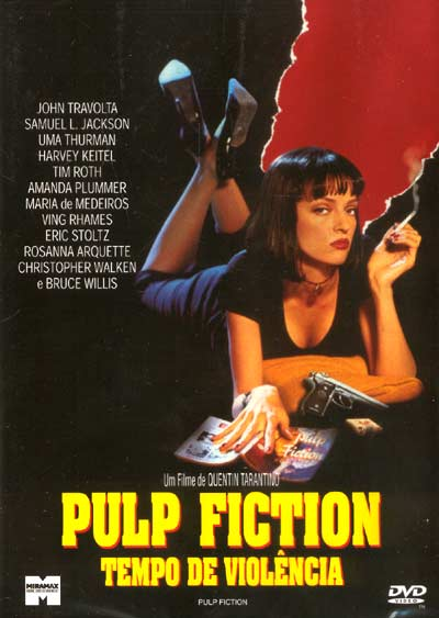 Pulp Fiction: Tempo de Violência Dual Áudio