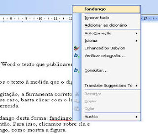 como verificar ortografia no word