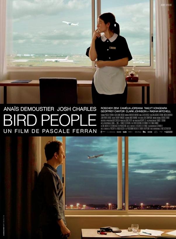 Bird People, de Pascale Ferran póster