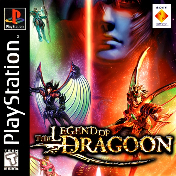 Resultado de imagem para Legend of Dragoon