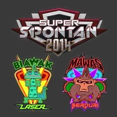 Super Spontan Akhir (2014)