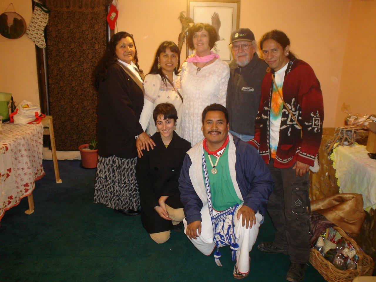 ECOAMIGABLE nuestro  primer evento en casa, 2010