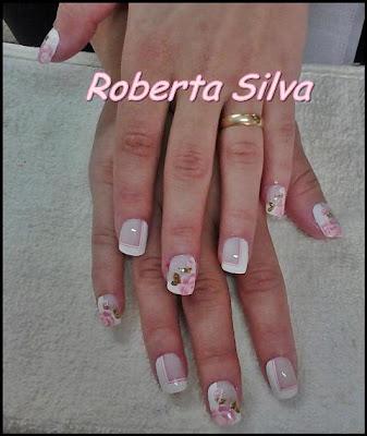 BONITAS UNHAS DECORADAS DA DESIGNER ROBERTA SILVA3