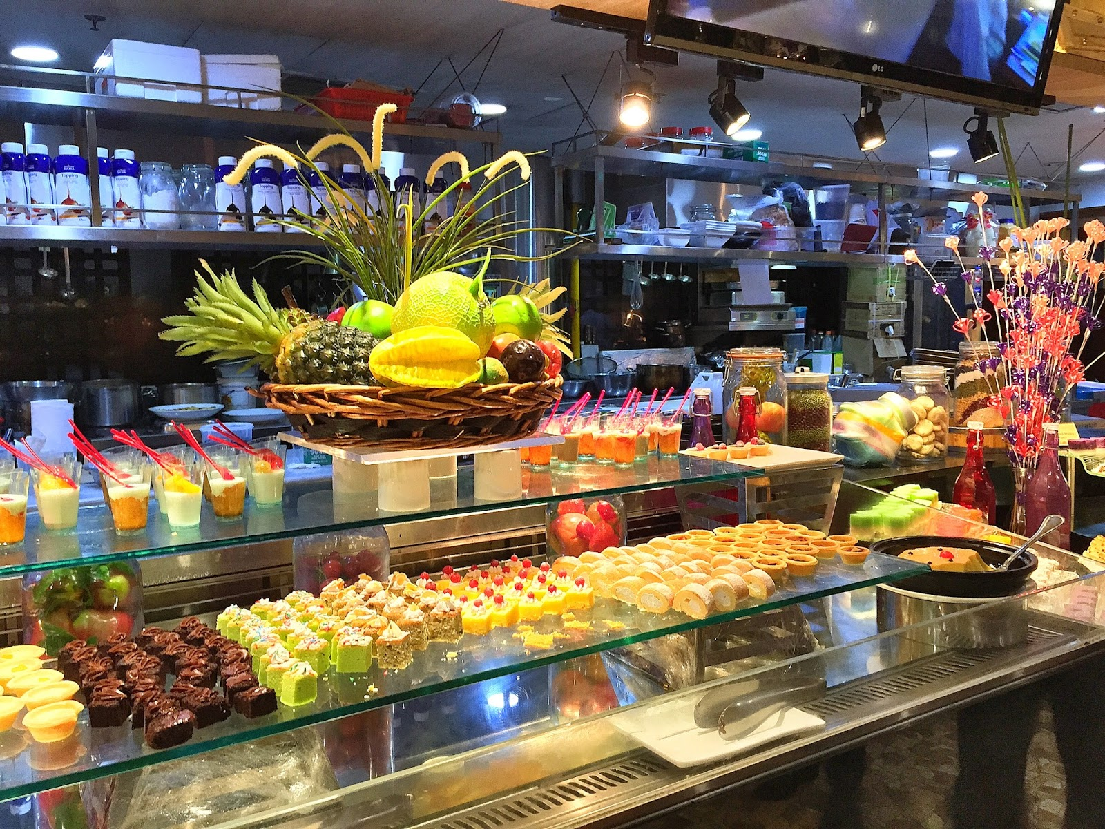 1 Market (Plaza Singapura) - Desserts