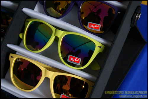 Wordless Wednesday #WW - Ray Ban