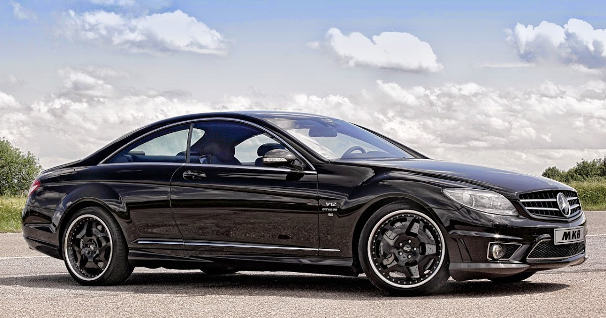 Mercedes benz w216 cl65 amg by mkb benztuning for Cl65 mercedes benz