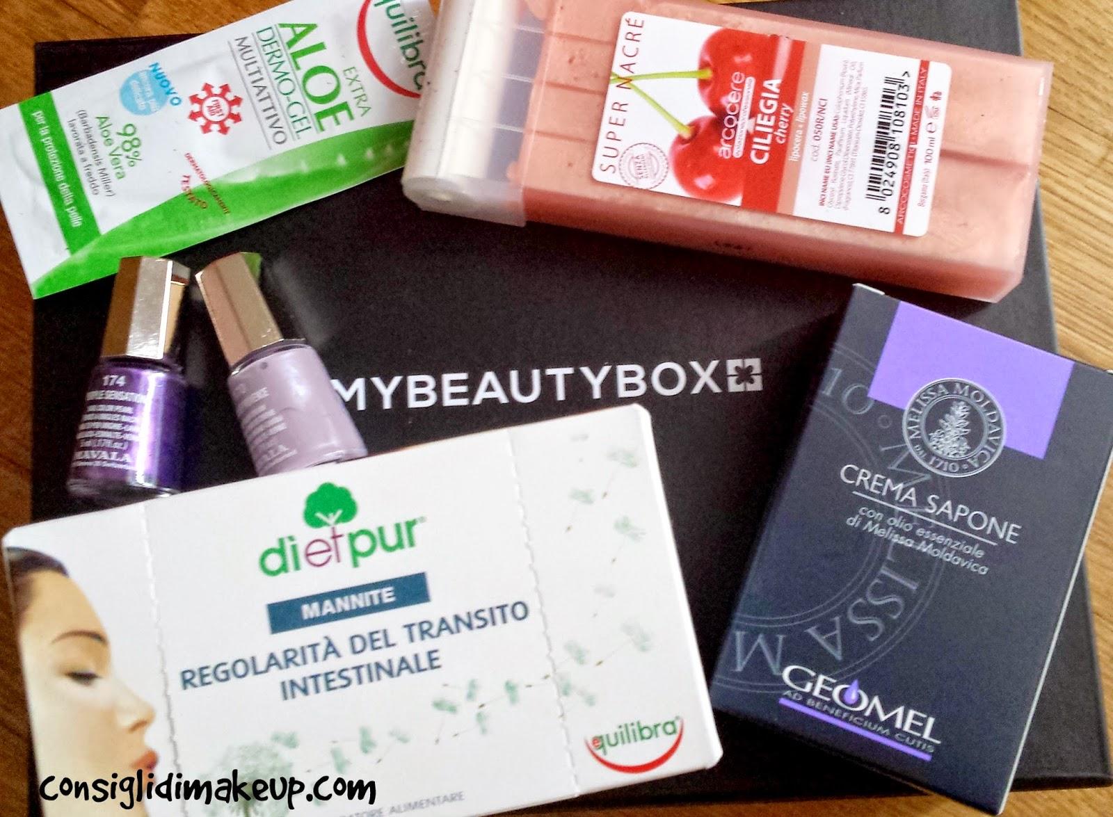 My Beauty Box Giugno 2014
