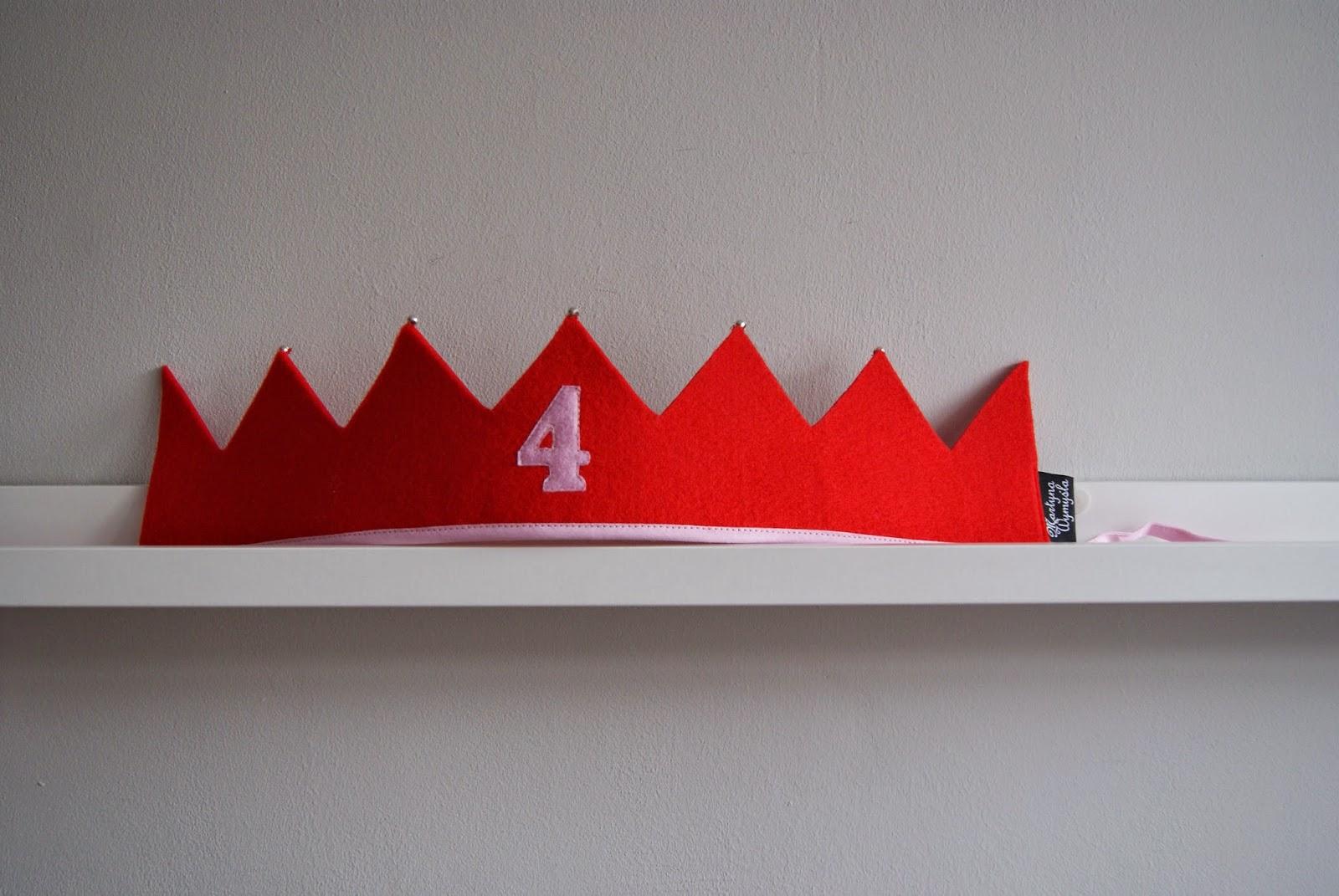 urodzinowa korona