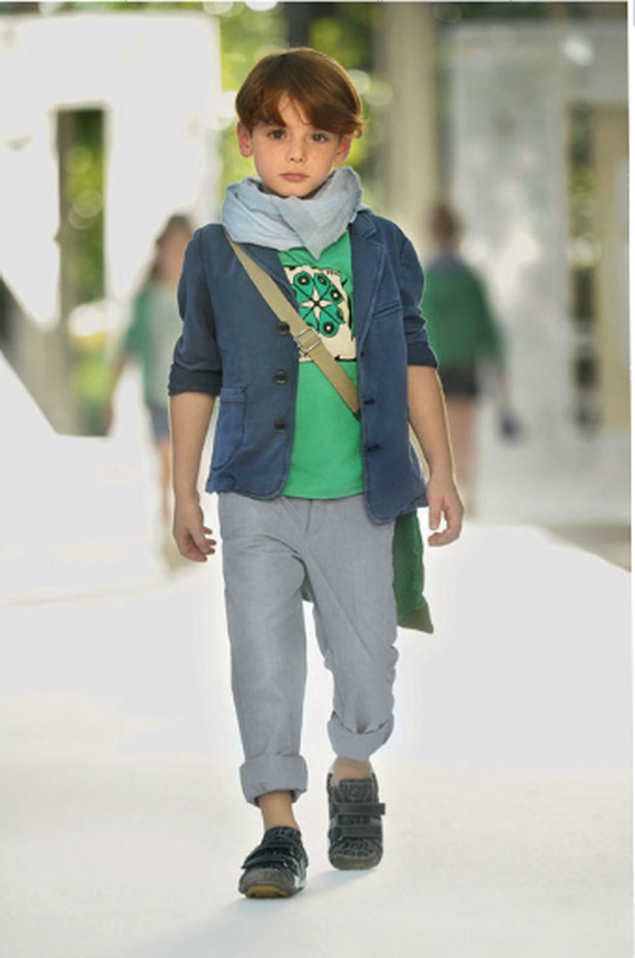Emoo Fashion Summer 2012 Childrens Fashion for junior Boys