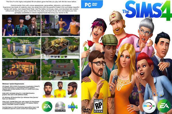 تحميل لعبة the sims 4 برابط واحد مباشر
