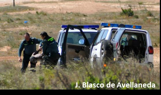 Acción Penal y Disciplinaria contra agentes de la Guardia Civil por Devoluciones en caliente.