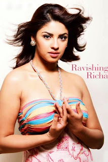 richa spicy