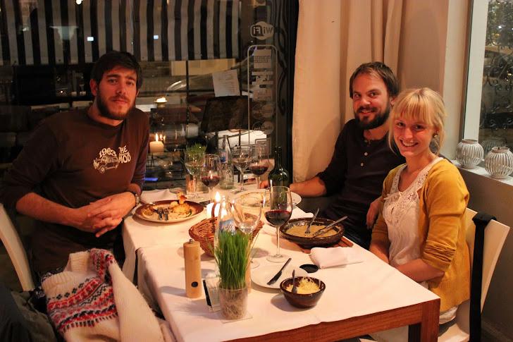På restaurant i Belgrano