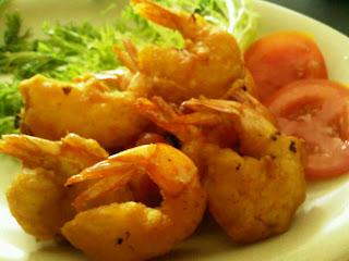 cara memasak udang