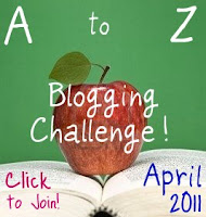 A-Z Blogging Challenge
