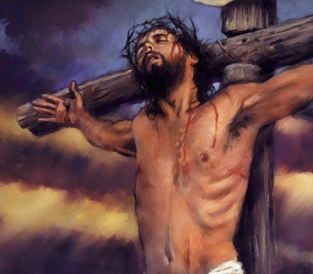 3d Wallpapers Of Jesus Christ. Jesus Christ on the Cross