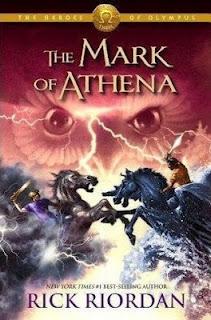 Saga Los Héroes del Olimpo III: La Marca de Atenea, de Rick Riordan