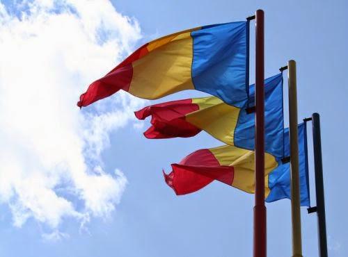 december 1-je, Kovászna megye, Kézdivásárhely, román nemzeti ünnep, román zászló, Románia, Székelyföld,