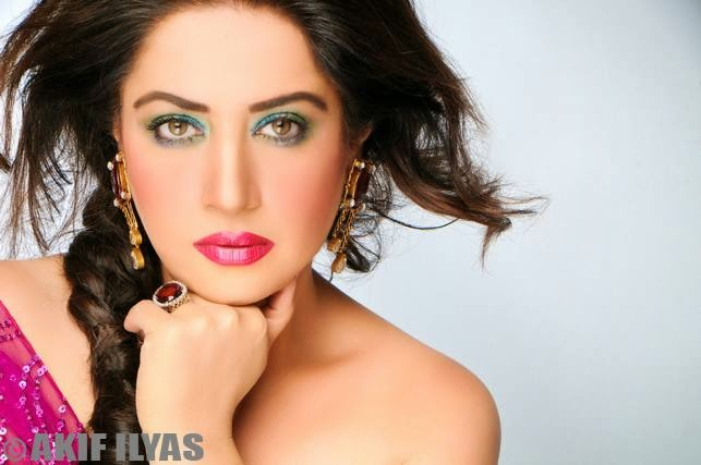 Atiqa odho Latest Photoshoot for Odho Cosmetics 2014