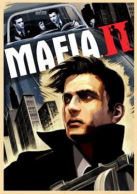 Mafia II wall poster