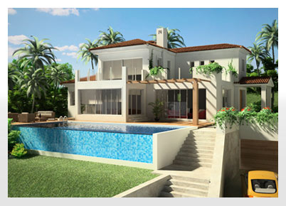 Design Home  Garden on New Home Designs Latest   Modern Villa Designs