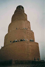 The Minaret of Samarr,...