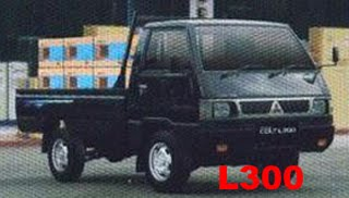 MITSUBISHI - L 300 FB