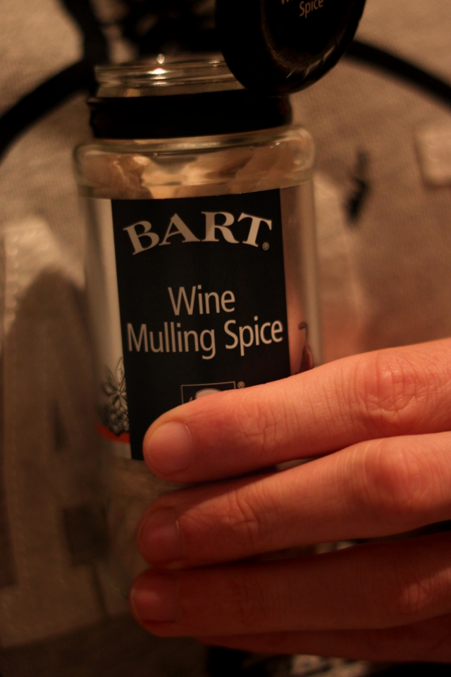 Bart wine mulling spice