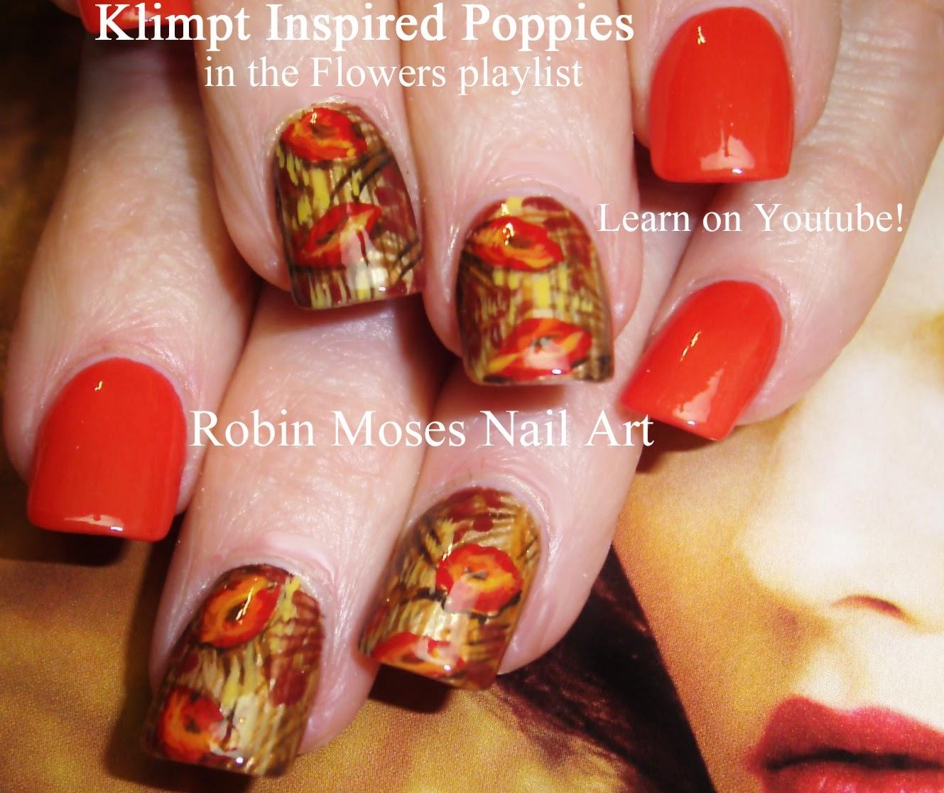 """Thanksgiving Nail Art Tutorials: Robin Moses Nail Art: """"Thanksgiving Nails"""" """"Thanksgiving"""