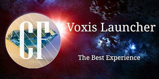 Voxis Launcher | andromin