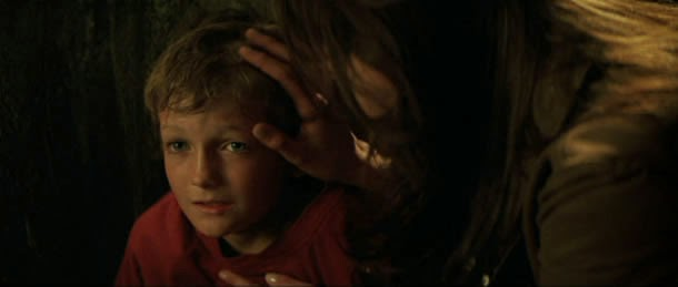 Jack Gleeson in Batman Begins