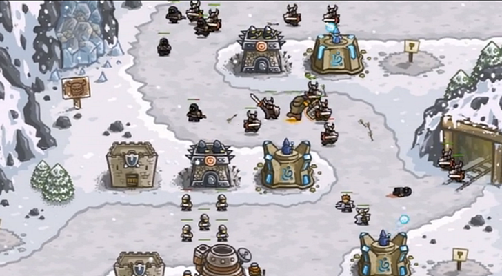 Kingdom Rush 2014