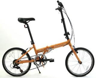 Daftar Harga Sepeda Lipat Juli 2013