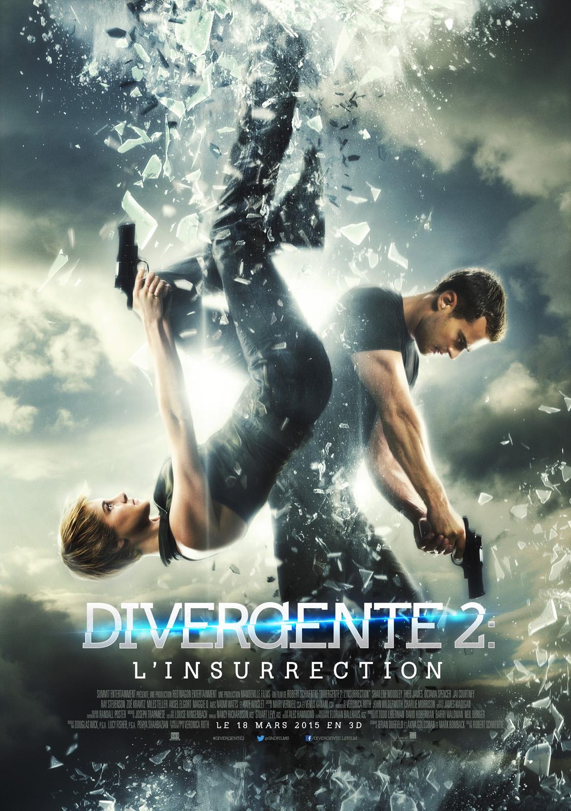 film divergente 2