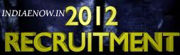 2012 recruitments