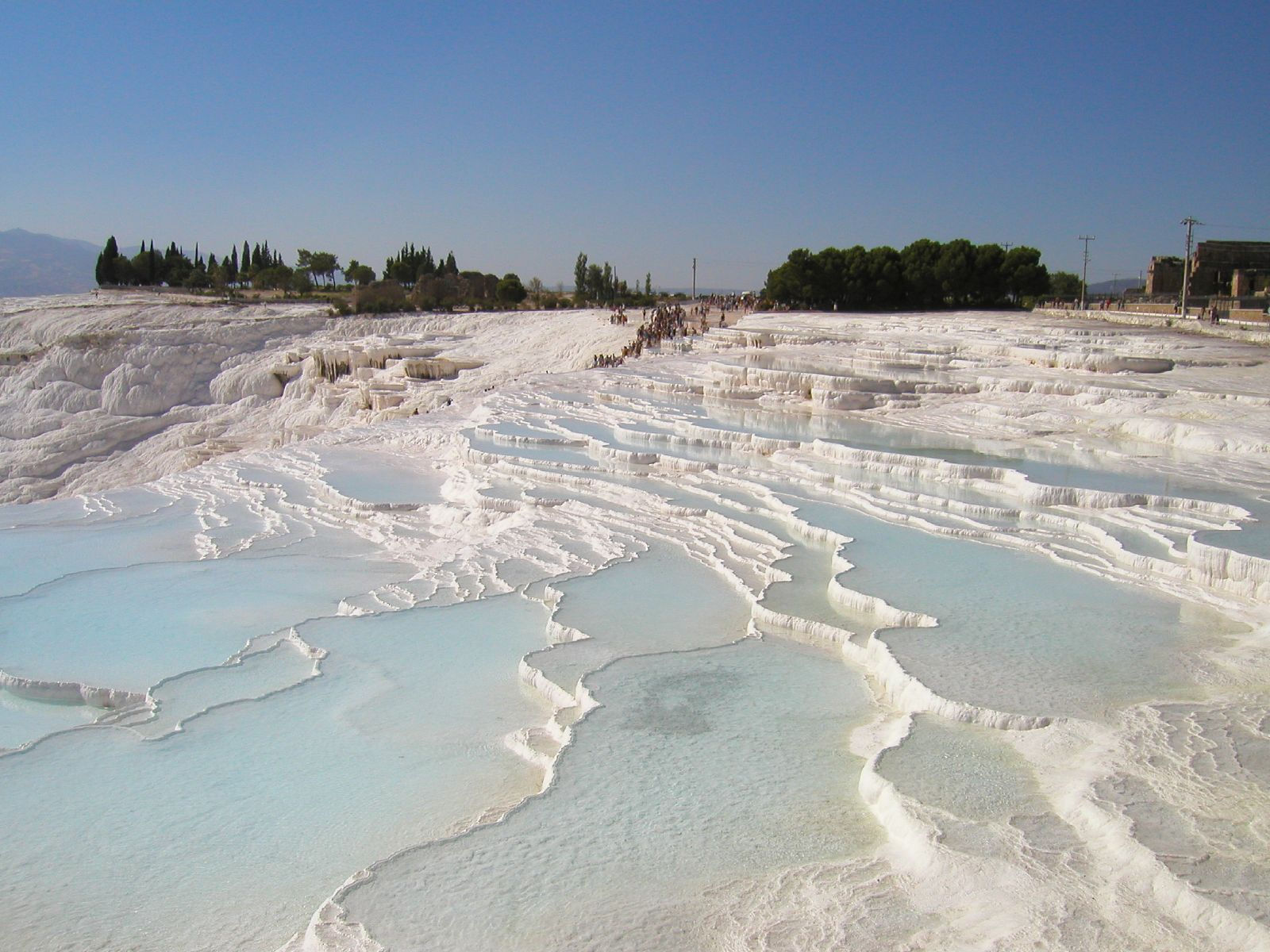 Pamukkale hot springs, Turkey by Zubi Travel